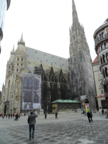 St Stephen's Cathedral, Vienna