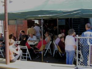 Fairground Cafe Opens 28Jan13