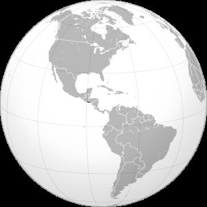El Salvador, Map
