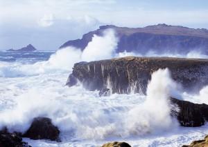 Stormy Coastline, Ireland