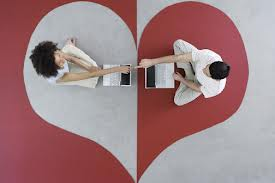 """""""This complementarity is at the heart of the world and humanity"""""""