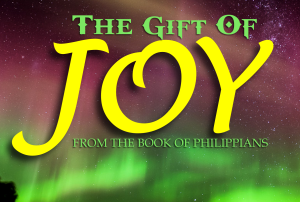 Joy sermon series logo